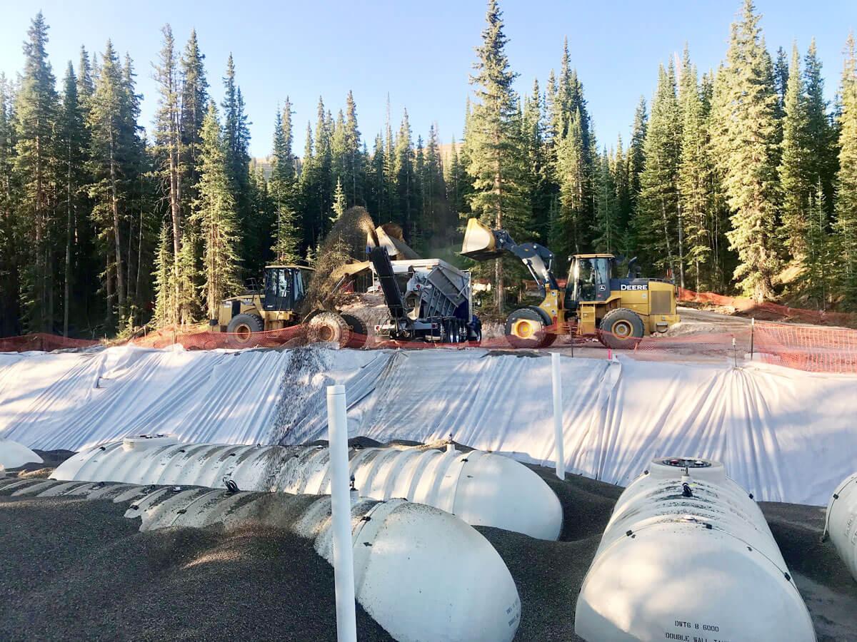Fuel tank backfill in Northern Colorado